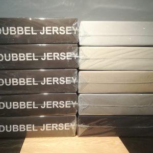 DUBBEL JERSEY